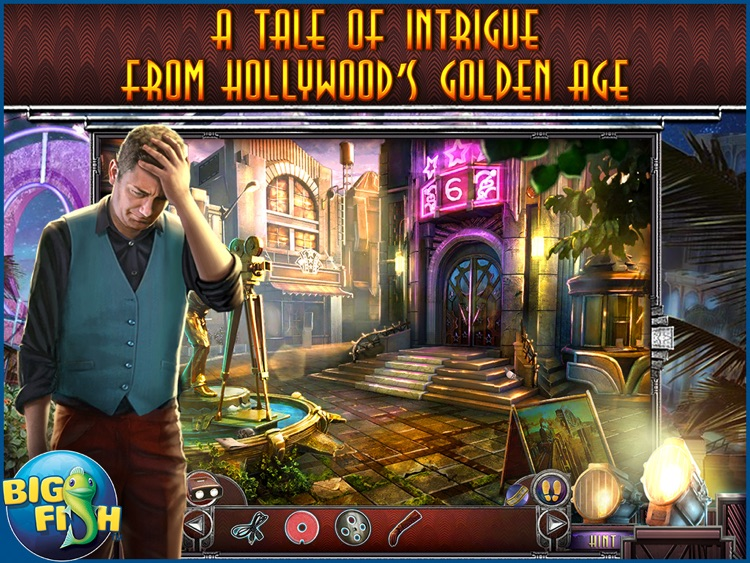 Final Cut: The True Escapade HD - A Hidden Object Mystery Game (Full) screenshot-0