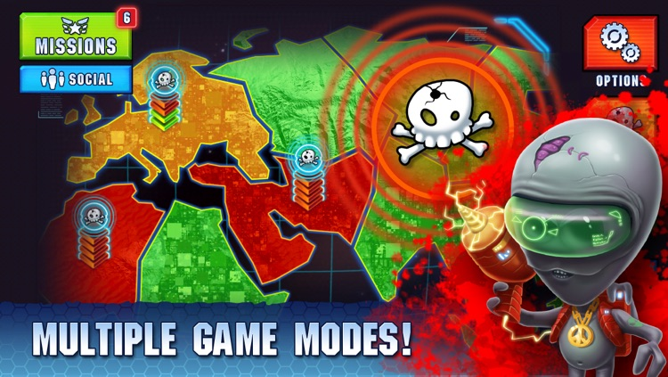 Monster Shooter 2: Back to Earth screenshot-3