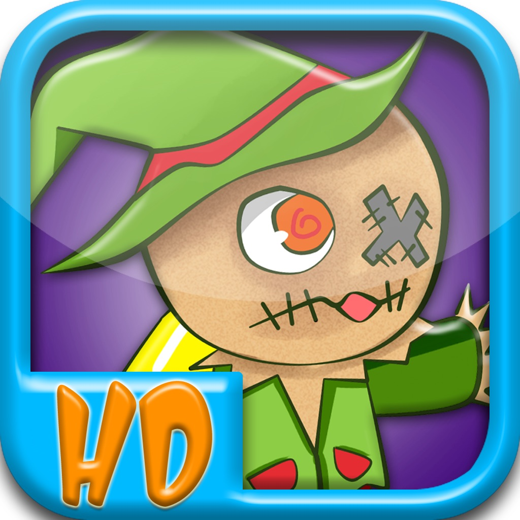 Amateur Clumsy Scare-Crow Jump and the Frozen Farm Battle PRO - FREE Game hack