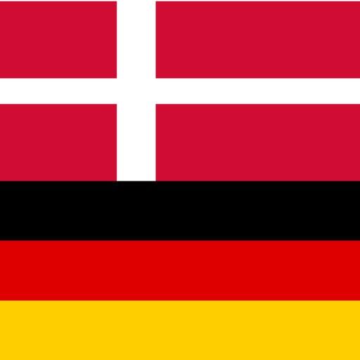 Danish - German - Danish dictionary