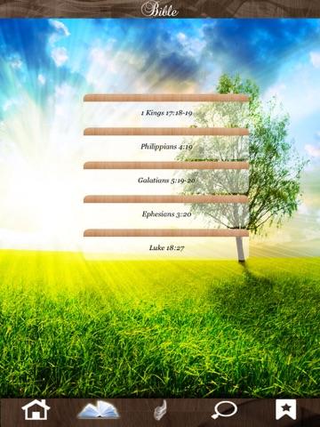 Image of: Ipad Bible App For Everyday Life Quotes Divine Features Ipad App Afbeelding Appadvice Bible App For Everyday Life Quotes Divine Features App Voor