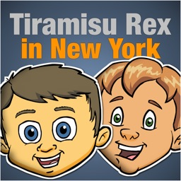 Reading Motivation: Tiramisu Rex in New York