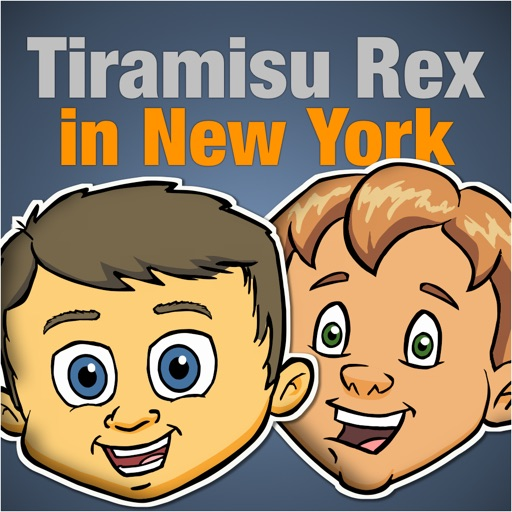 Reading Motivation: Tiramisu Rex in New York