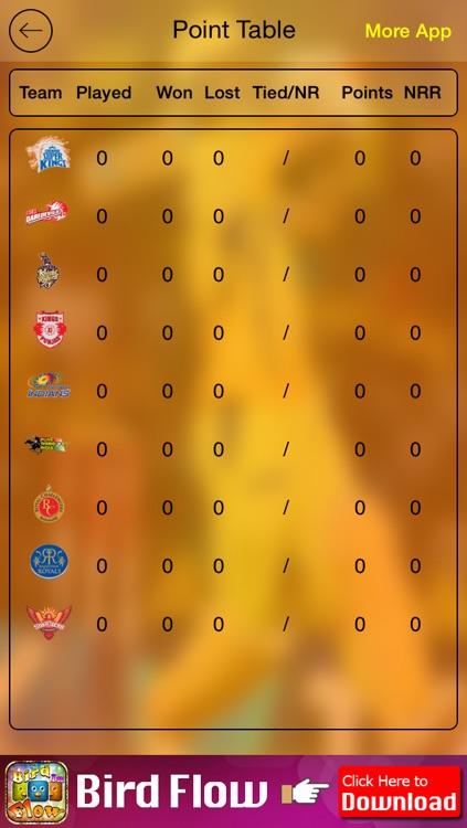 Chennai Super Kings IPL-2014 by Creative Infoway