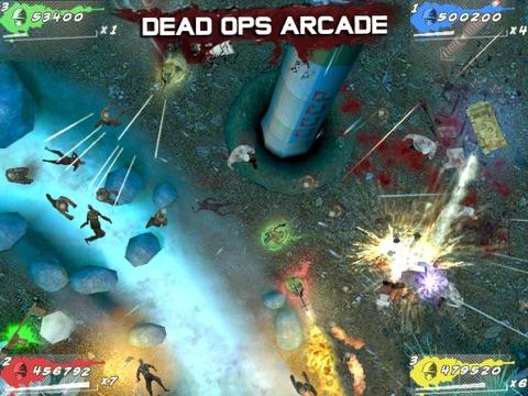 Скачать игру Call of Duty: Black Ops Zombies