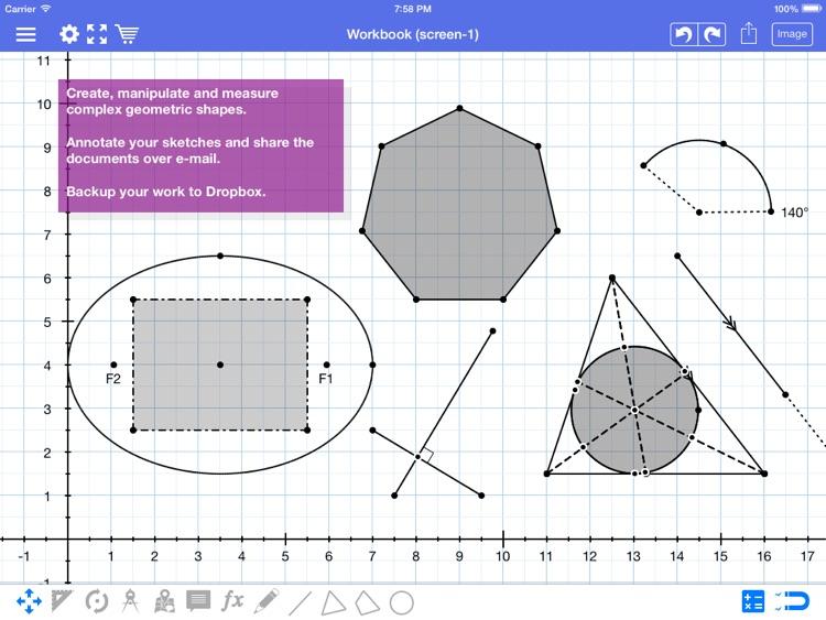 Geometry Pad+