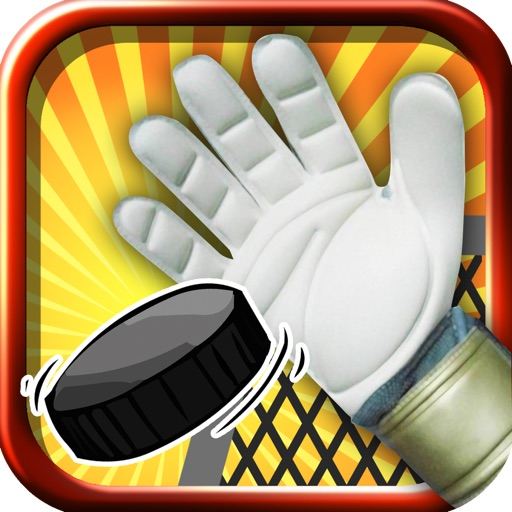 Ice Hockey Goalie Pro Game icon