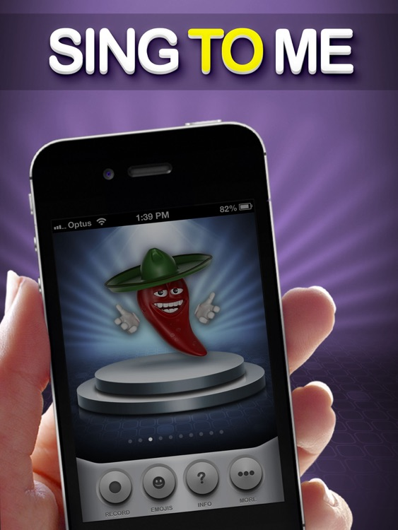 3D Emoji - Talking Emoji Free Movie Maker for iOS 7, YouTube, WhatsApp, Kik, Viber, Tango, ooVoo, iFunny & Keek screenshot-3