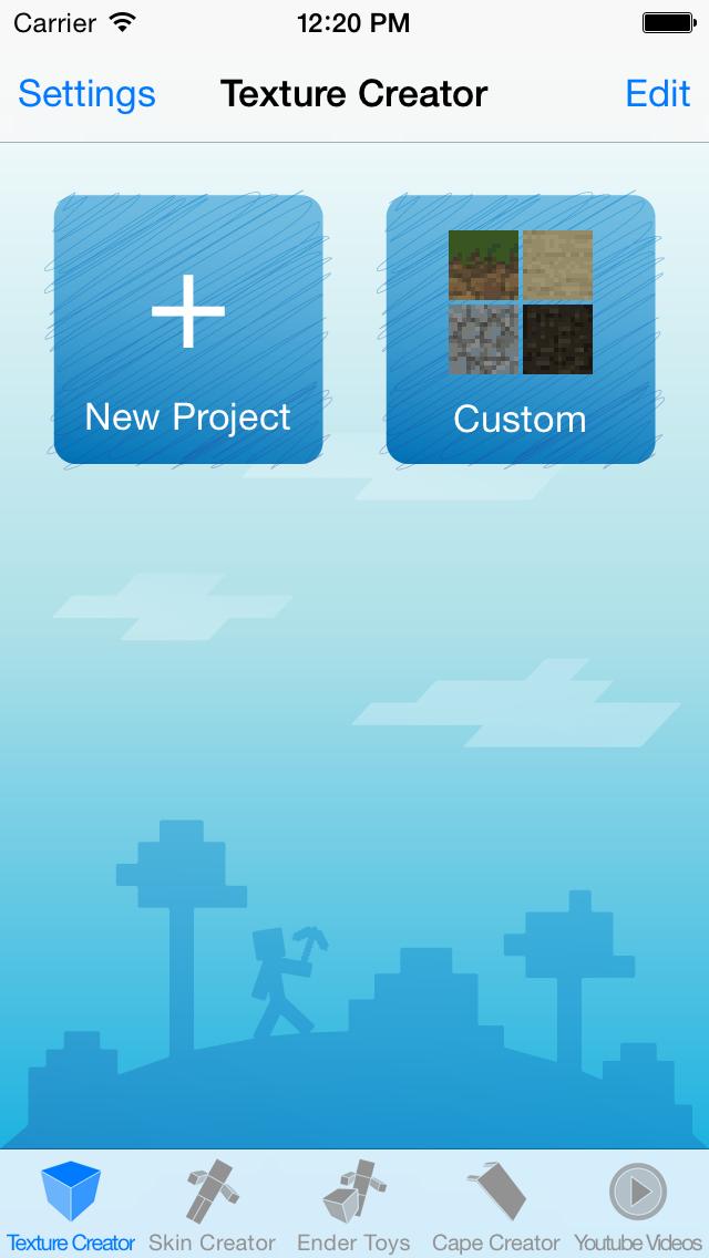 Texture Creator Pro Editor for Minecraft PC Game Textures Skinのおすすめ画像1
