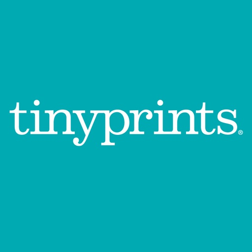 Free Photo App - Create Photo Cards & Gifts at Tiny Prints icon