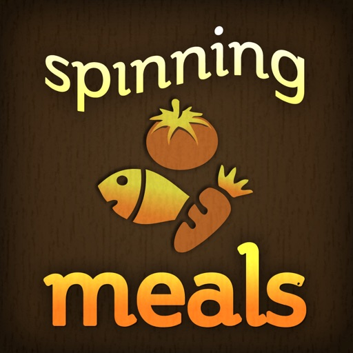 Spinning Meals Smart Meal Planner app logo