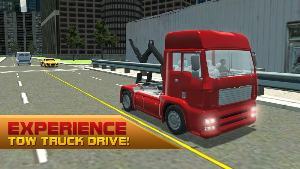Tow Truck Simulator – 3D Towing Simulation Game hack tool