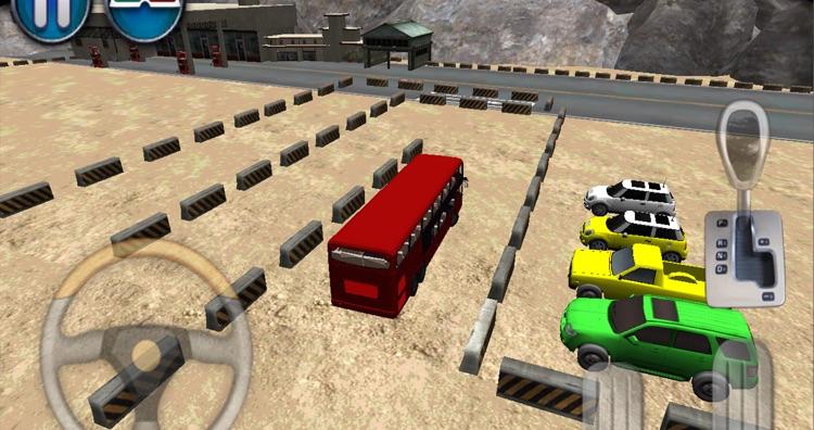 Roadbuses - Bus Simulator 3D screenshot-3