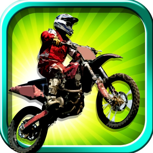A Crazy Bike Race Pro Version - Dirt Track Hill Racing Games icon