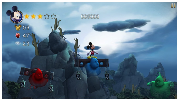 Castle of Illusion Starring Mickey Mouse screenshot-4