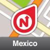 NLife Mexico Premium - Navegación GPS y mapas sin conexión a Internet