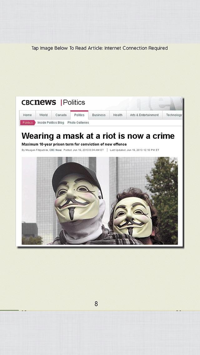 Undercover News review screenshots