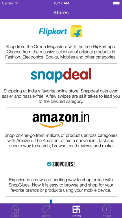 Deals App - Online Shopping India, Daily Deals, Offers And Coupons