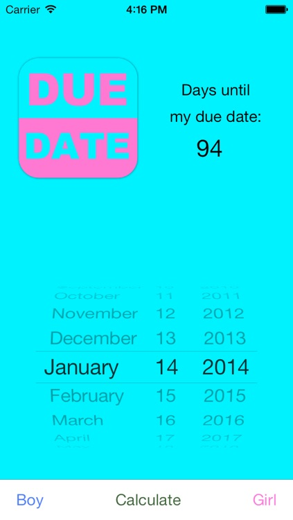 How Many Days Until My Due Date By H Valeur