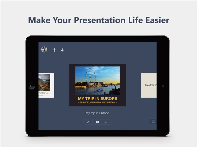 SlideIdea - Make Your Presentation Life Easier Screenshot