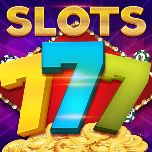 Crush it Slots of Fortune! (Gold Coin Bash Casino) - Big Win FREE icon