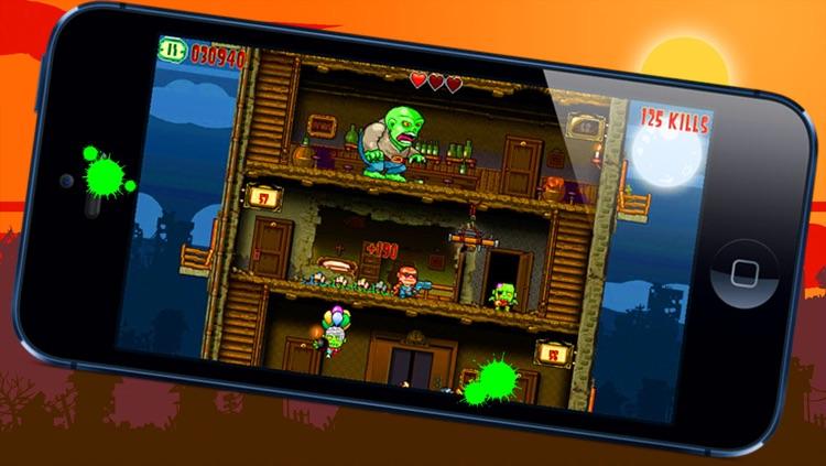 Crazy Bill: Smashing Zelebrities at the zombie stars hotel screenshot-4