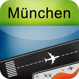 Munich Airport (MUC) Flight Tracker München