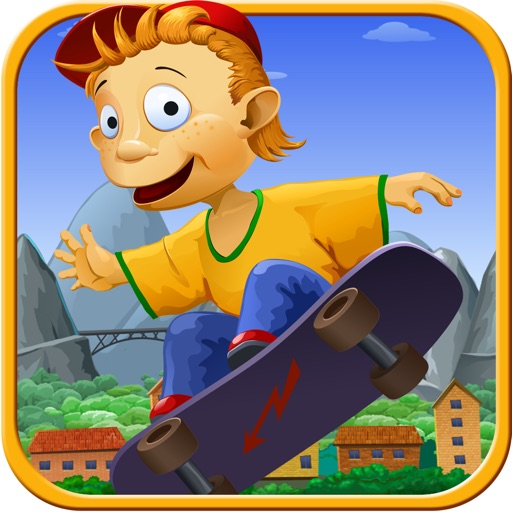 Skate Over Bridges icon