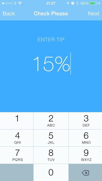 Check Please - Tip & Check Split Calculator