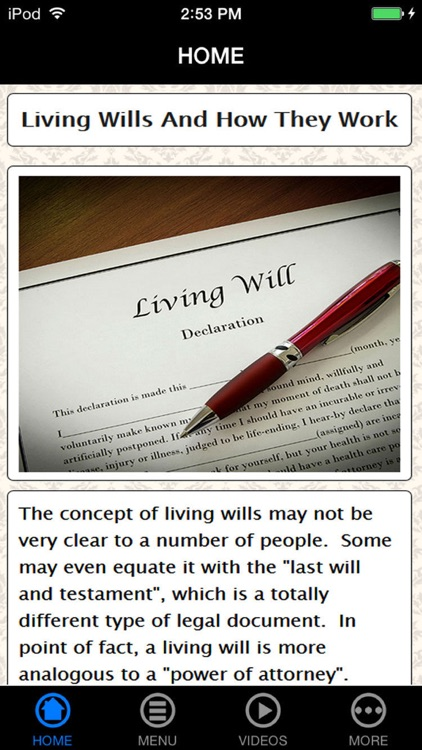 How to Write a Living Will Guide & Tips for Beginners