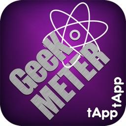 Geek-o-meter