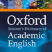199.Oxford Learner's Dictionary of Academic English