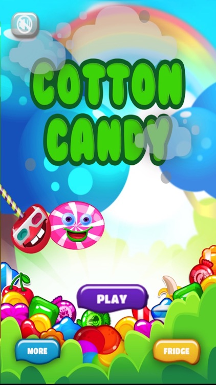 Cooking Cotton Candy-Make tasty cotton candies
