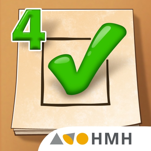 HMH Common Core Reading Practice and Assessment Grade 4