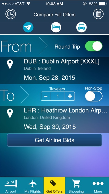 Dublin Flight Information + Flight Tracker (DUB) screenshot-3