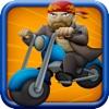 ゾンビオートバイ無謀エスケープ:あなたがギャングのバイクレースハイウェイ暴動に耐えることができます - 無料で挑戦!