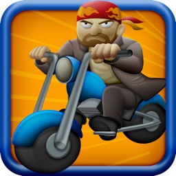 Zombie Motorcycle Reckless Escape : Can you Survive the Gangster Bike Race Highway Riots - FREE Challenge!