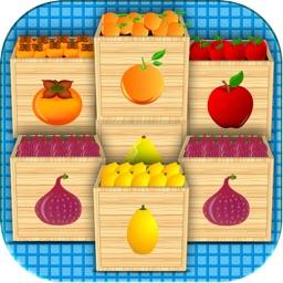 Farm Fresh Puzzle Saga - Move The Farm Crates Challenge Free