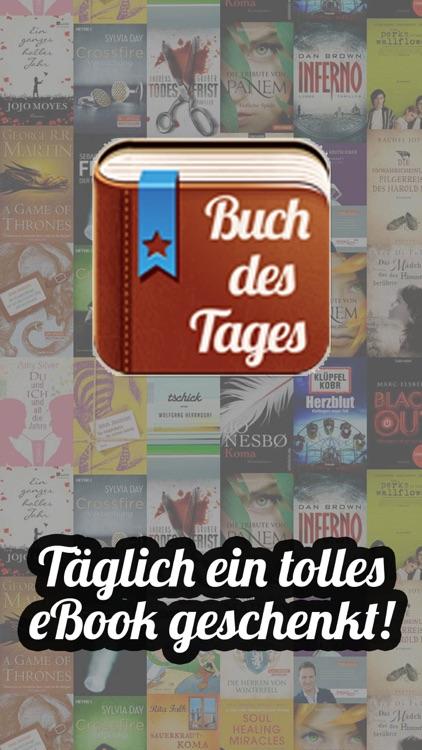 Buch des Tages - Täglich ein kostenpflichtiges eBook gratis herunterladen - 100% Gratis