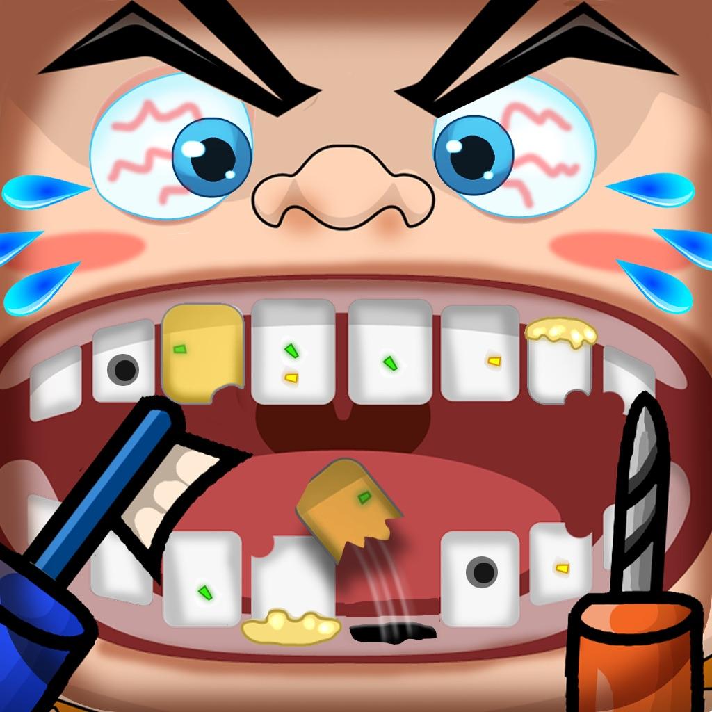 Angry Dentist - Kids Games FREE Teeth Edition hack