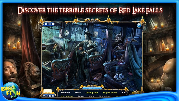 Dark Dimensions: Wax Beauty - A Hidden Object Adventure