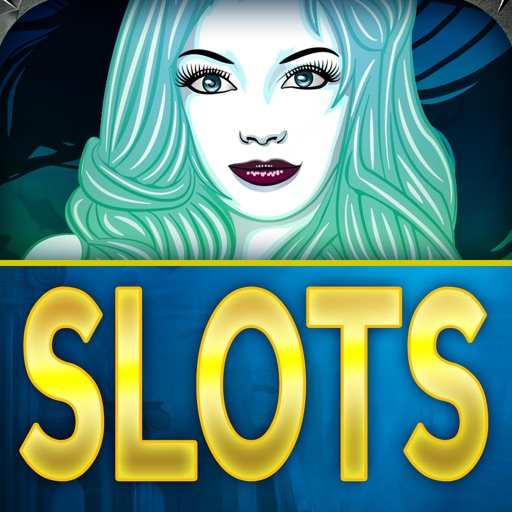 Atlantis Slots Treasure Machine 3-Reel Classic Pro with Bonus! icon