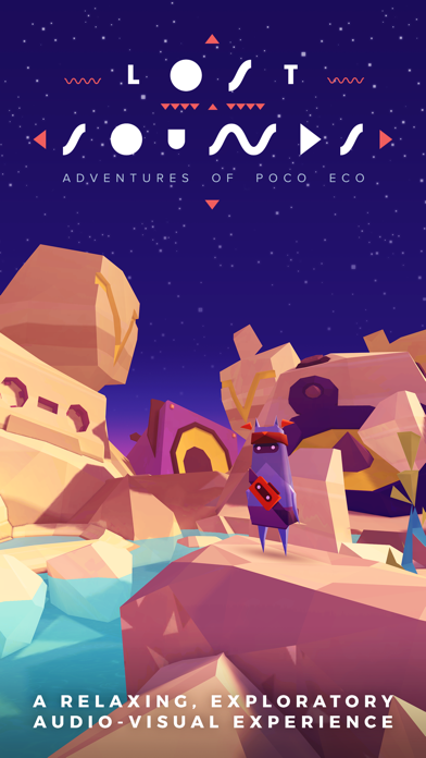 Adventures of Poco Eco - Lost Sounds: Experience Music and