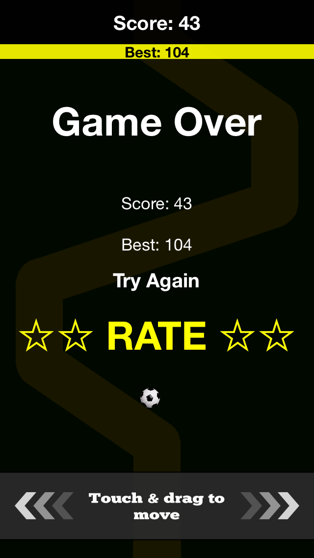 The Line - Brazil Ultimate Edition screenshot three