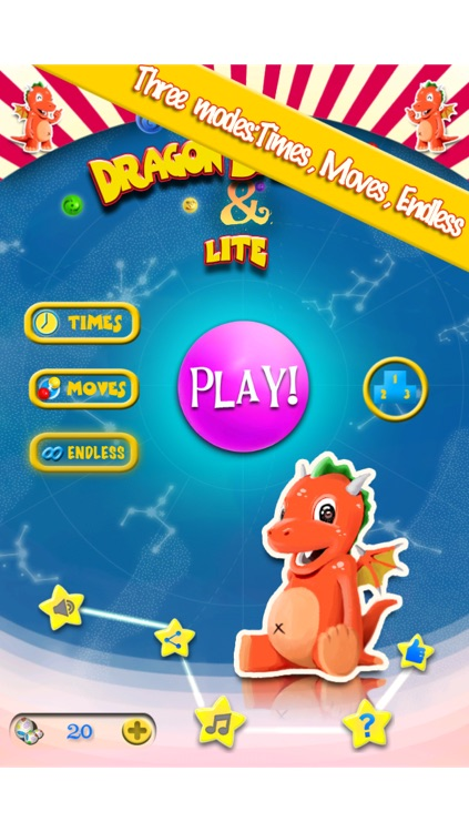 Dragon Jewels Pop Star-Unique casual puzzle physics crush match-2 game! screenshot-3