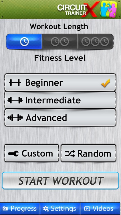 Cross Trainer X PRO - Aerobic Workout Routines & Circuit Training screenshot-2