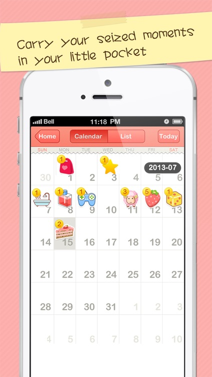 Journie - Diary/Journal to Keep Note of Your Precious Moments and Days