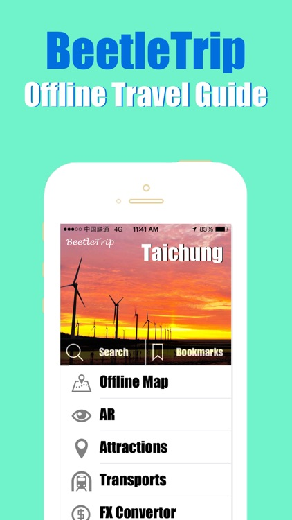 Taichung Travel Guide And Offline City Map Beetletrip