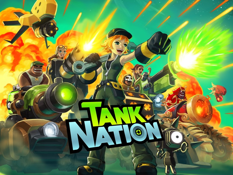 Tank Nation screenshot-0