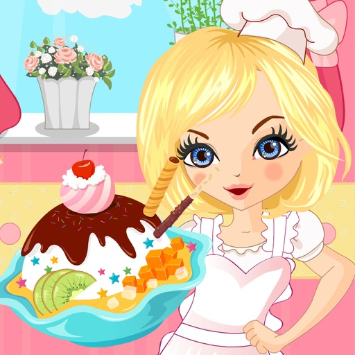 Ice Cream DIY : Cooking game